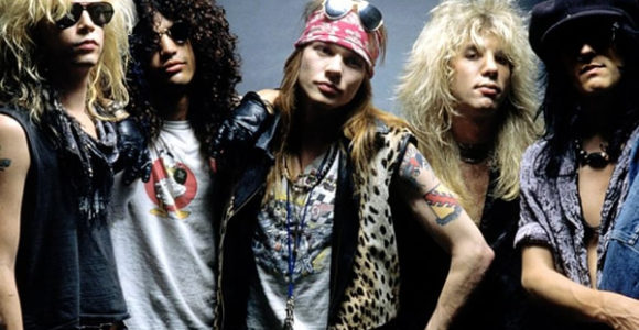 remeras guns n roses, frases de rock and roll